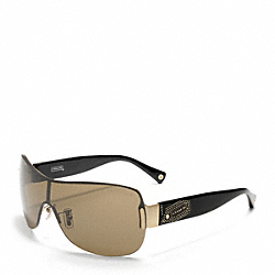 DANIELLA POLARIZED SUNGLASSES COACH LP049