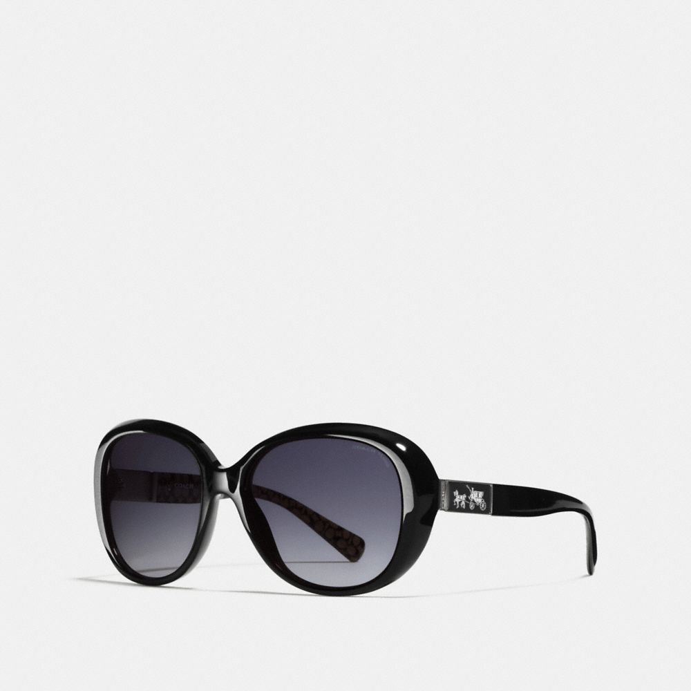Coach Carter Polarized Sunglasses