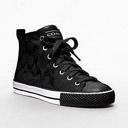 COACH Q1388 - FRANCA BLACK/BLACK