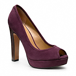 COACH BREANA - PLUM - Q1423