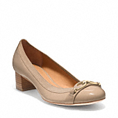 TANDY ROUND TOE BLOCK HEEL