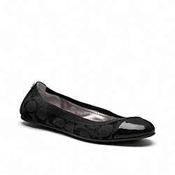 COACH DALIA FLAT - ONE COLOR - Q1794