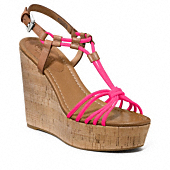 GEORGIANA WEDGE