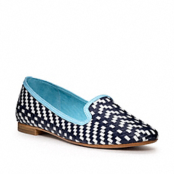 CATRIN - q1871 - NAVY/CHALK