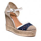 FELINE CROCHET WEDGE