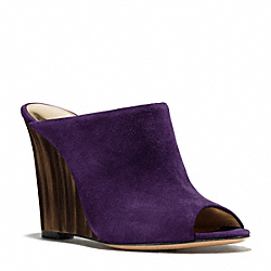COACH HOLLIE WEDGE - ONE COLOR - Q1948