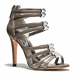 COACH LANICE HEEL - ONE COLOR - Q2042