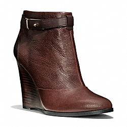 COACH MELODY BOOTIE - ONE COLOR - Q3017