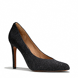URBAN HEEL - BLACK - COACH Q3046