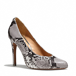 COACH URBAN HEEL - GRAY - Q3046