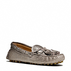 COACH NADIA MOCCASIN - ONE COLOR - Q3112