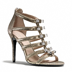 COACH LAILA HEEL - ONE COLOR - Q3174