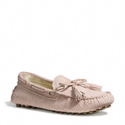 COACH Q3367 - NADIA LOAFER ONE-COLOR