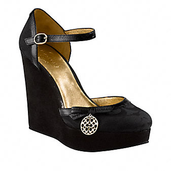 Coach Official Site - MAREENA :  charm fun womens shoes shoes