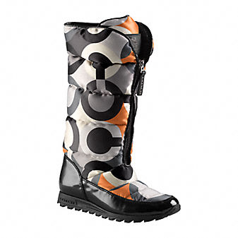 Coach Official Site - JOLT BOOT :  jolt bags boots shoes