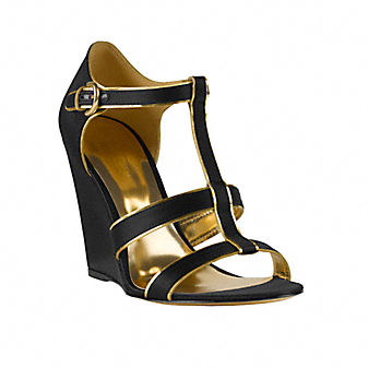 Coach Official Site - TRIXY WEDGE from coach.com