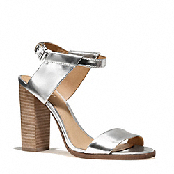 COACH LEXEY HEEL - ONE COLOR - Q4079