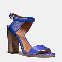COACH LEXEY SANDAL - ONE COLOR - Q4080
