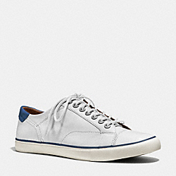 PERKINS TRAINER - WHITE - COACH Q4097