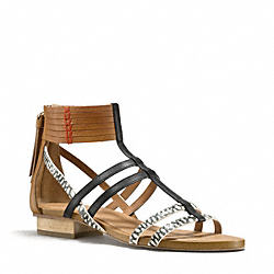 COACH Q4126 - NILLIE SANDAL ONE-COLOR