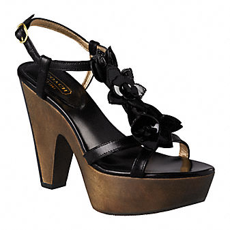 Coach Official Site - JEANNA SANDAL