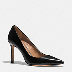 TEDDIE PUMP - BLACK - COACH Q4675