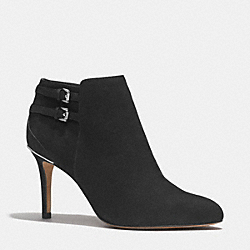 COACH DAPHNEY BOOTIE - BLACK - Q5185