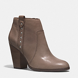 COACH Q5314 - HAVEN BOOTIE  SMOKE