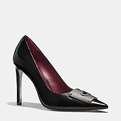 DREE PUMP - BLACK - COACH Q6091