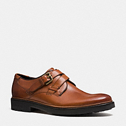BLAKE LOAFER - COGNAC - COACH Q6179