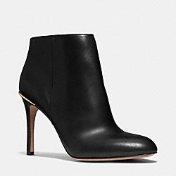 COACH NILA BOOTIE - BLACK - Q6266