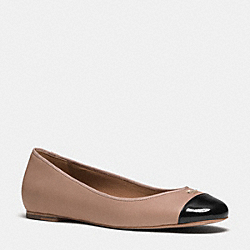 SAMANTHA FLAT - BY0 - COACH Q6281