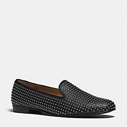 ESTELLE FLAT - BLACK - COACH Q6354