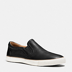 POWERS SNEAKER - BLACK - COACH Q6586