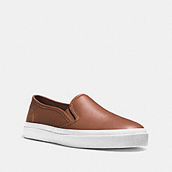 CHRISSY SNEAKER - SADDLE - COACH Q6636