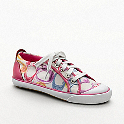 COACH BARRETT POPPY - MULTICOLOR/DARK PINK - Q675
