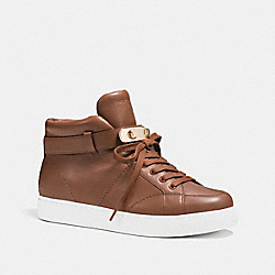 RICHMOND SNEAKER - q7091 - SADDLE