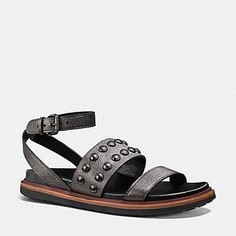 Coach Dannie Studded Sandals discount choice P3aPuIhp