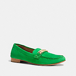 KIMMIE LOAFER - q7118 - GREEN