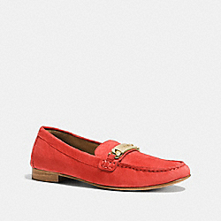 KIMMIE LOAFER - WATERMELON - COACH Q7118