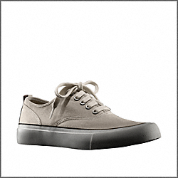 KEITH SNEAKER - SALT - COACH Q755