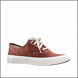 COACH Q765 - KEITH SNEAKER ONE-COLOR