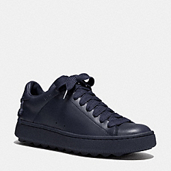 COACH LO-TOP SNEAKER - MIDNIGHT NAVY/MIDNIGHT NAVY - Q7888