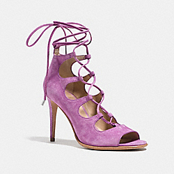 COACH KIRA HEEL - WILDFLOWER - Q7941