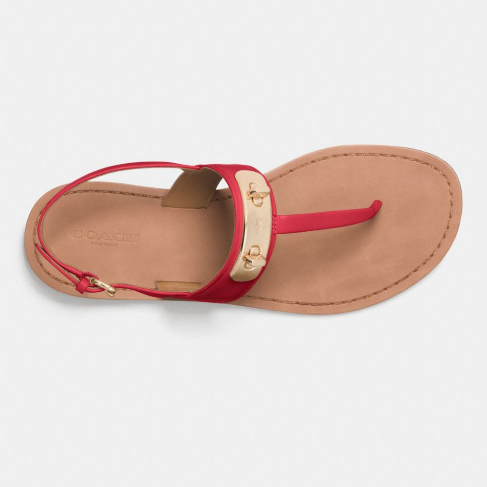 Gracie Swagger Sandal - Alternate View L1