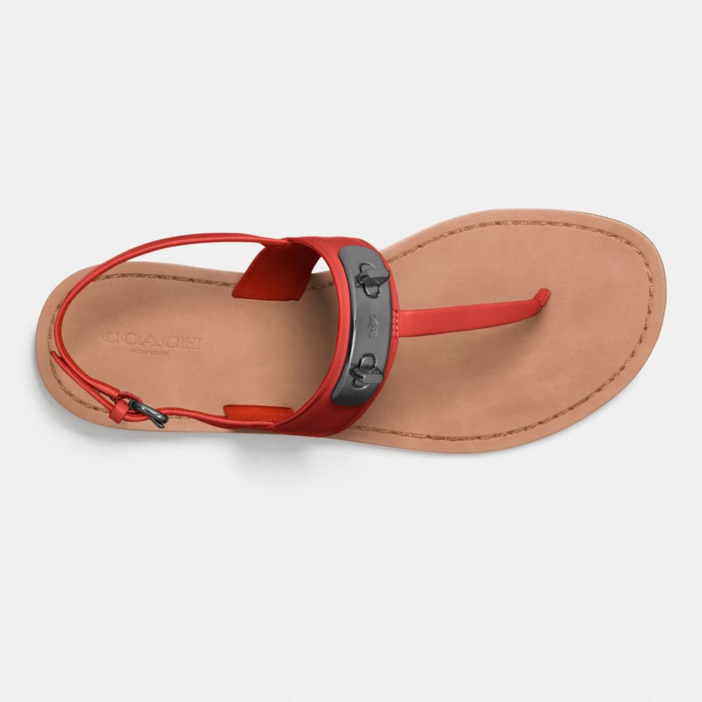 GRACIE SWAGGER SANDAL - Alternate View