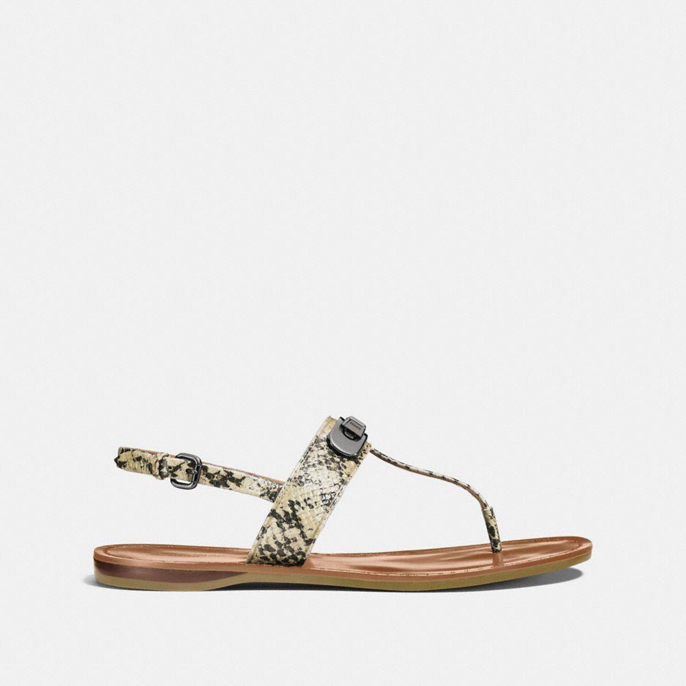 Gracie Swagger Sandal - Alternar vistas A1