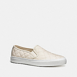COACH CHRISSY SNEAKER - CHALK - Q8316