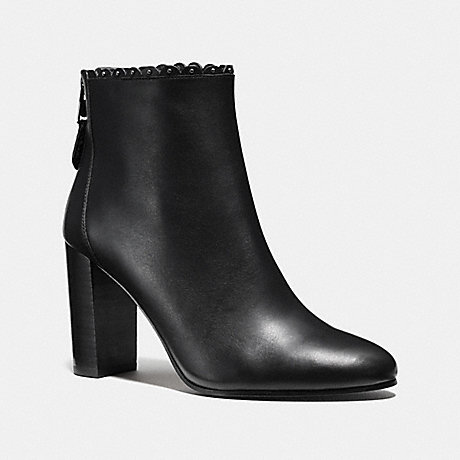 COACH TERENCE BOOTIE - BLACK - q8698