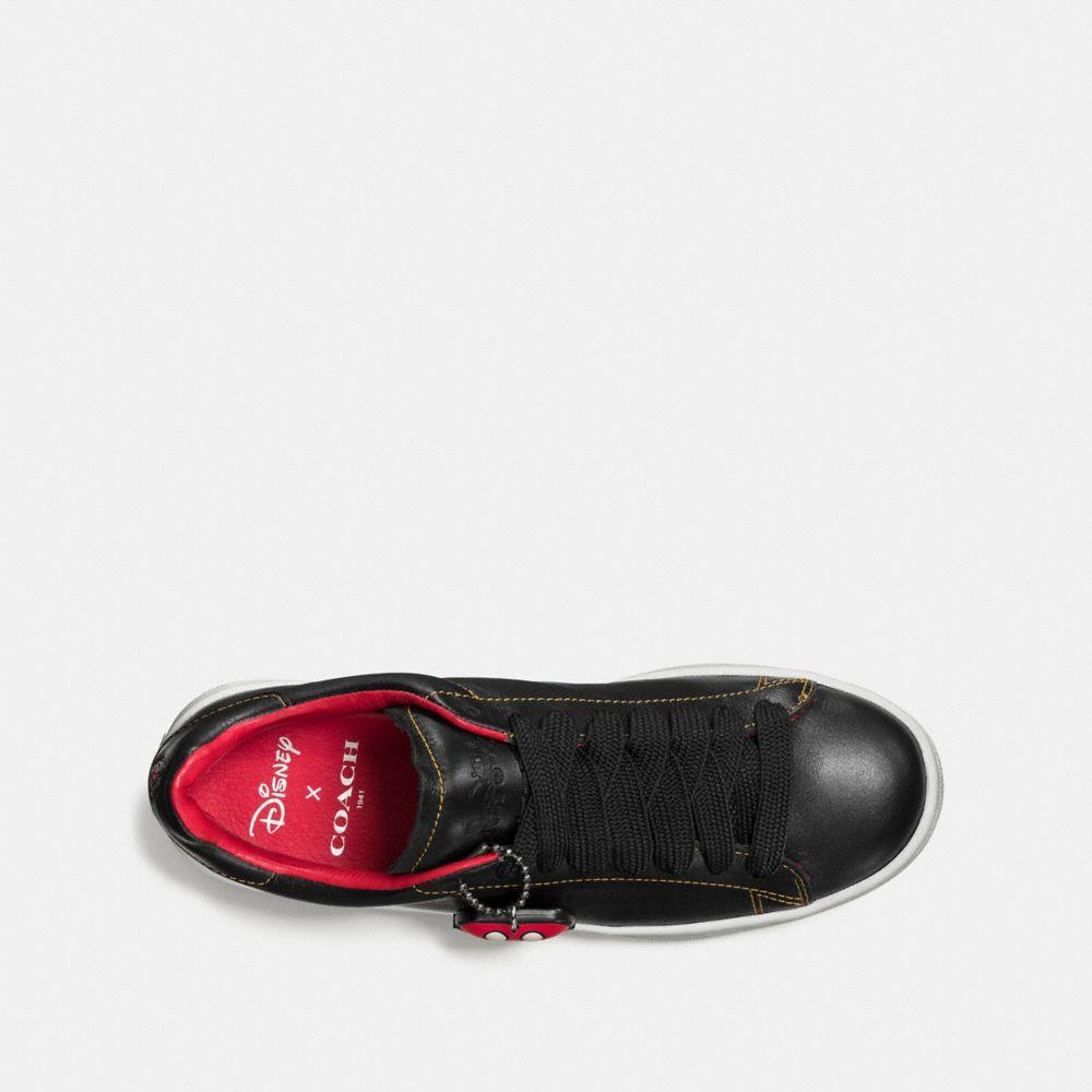 Coach Mickey C101 Sneaker Alternate View 2